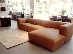 W nowym sklepie #BBHome pojawiła się cała seria nowych sof. Tu akurat widzicie rodzinną sofę Mont Blanc.