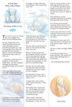 The Story of Tatty Teddy