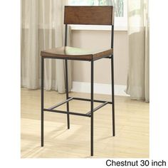 Lakeland Counter/ Bar Stool | Overstock.com Shopping - Great Deals on Bar Stools