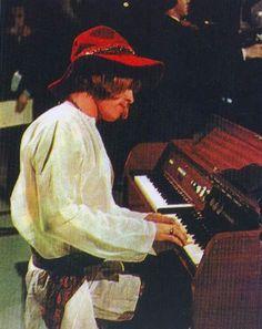 Brian Jones, love his floppy hat!