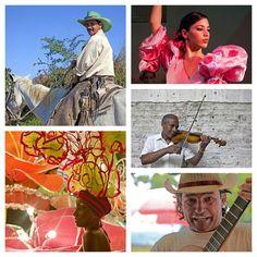 The People of Cuba   #Cuba #Cubans #Collage