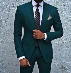 Dark Green Wedding Tuxedos Slim Fit Men s Business Suit Jacket Pants Men s Suits Two Buttons Wedding Suits Groomsmen Tuxedos Tuxedo Wedding, Wedding Men, Wedding Tuxedos, Summer Wedding Suits, Cream Wedding, Wedding Ideas, Mens Fashion Suits, Mens Suits, Mens Fashion 2018