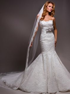 Lace Gown..