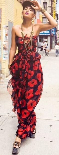 Alyssa Miller Street Style