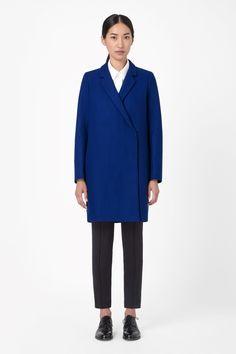 COS | Crossover wool coat