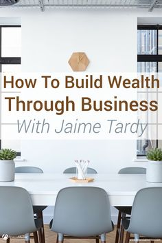 Building wealth through business and entrepreneurship is one of the best ways to achieve financial freedom, but it's also challenging. Jaime from Eventual Millionaire shares insights from real millionaires on what they did to achieve wealth through busine Financial Tips, Financial Literacy, Small Business Resources, Business Ideas, Wealth Affirmations, Investment Advice, Best Investments, Retirement Planning, Home Based Business