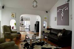Rejuvenation Project: Salas de estilo minimalista por Erika Winters Design