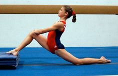 More stretches that help you learn how to do a split! :)
