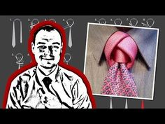 How to Tie a Tulip Necktie Knot - AGREEorDIE