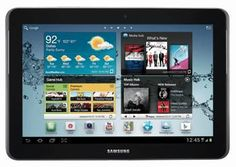 Samsung Galaxy Tab 2 (10.1-Inch, Wi-Fi)        Android 4.0 (Ice Cream Sandwich) OS      10.1-inch Multitouch 720p HD Screen (1280 x 800)      16GB Internal Memory; microSD expansion up to 32GB      Wireless N Wi-Fi (802.11b/g/n); Bluetooth 3.0,GPS Enabled with Latitude, Google Maps      1GHz Dual-Core Processor
