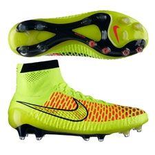 detailed look 271c6 061e8 Nike Magista Obra FG Soccer Cleats (Volt Metallic Gold Black Hyper Punch