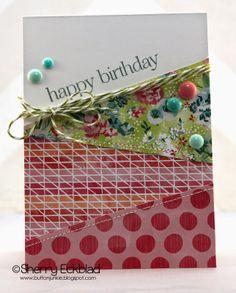 button junkie: happy birthday ~ RS110