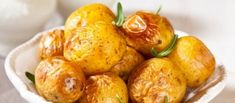 Baked potatoes with garlic and Tofu, Main Dishes, Side Dishes, Nutritional Cleansing, Fried Potatoes, Nutrition Information, Food And Drink, Cooking Recipes, Grilling