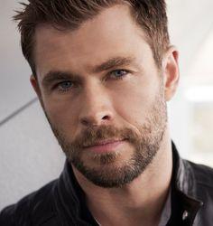 Chris Hemsworth for Hugo Boss.