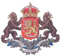 The Greater Arms of the Kingdom of Finland