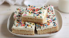 Easiest-Ever Sugar Cookie Bars