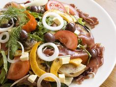 Springbok Carpaccio Melktert, Decadent Cakes, Coffee Wine, Roasted Vegetables, Cobb Salad, Wines, Beef, Restaurant, Homemade