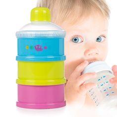 Powdered Milk Stackable Dispenser