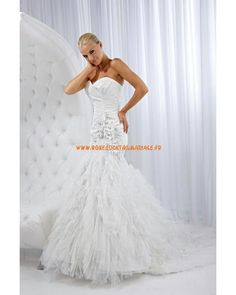 Impression Robe de Mariée - Style 10087