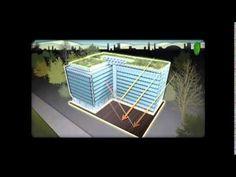 Arquitectura sostenible. Ejemplo real de construcción que emplea parámetros LEED.