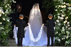 Meghan Markle Is Wearing a Givenchy Dress at the Royal Wedding and It's Absolutely Stunning- HarpersBAZAAR.com