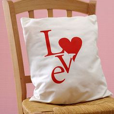 Get the pattern for this cute Love Pillow here: http://www.bhg.com/holidays/valentines-day/cards/make-your-own-valentines-day-gifts/#page=3
