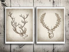 big game gift for hunter cabin wall decor hunting lodge wall hanging