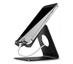 This $10 iPhone stand will look great on your bedside table