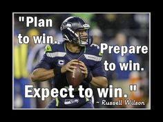 Russell Wilson Quote Leadership Poster by ArleyArtEmporium on Etsy, $11.99