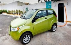 Mahindra Electric Car Launches in the UK The SUV major Mahindra & Mahindra is all set to launch its electric car in the UK via the online route, according to the news from ET Auto. Best Electric Car, Electric Cars, Electric Vehicle, Automotive Manufacturers, Smart Car, Renewable Energy, About Uk, Product Launch, Van