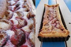 Francouzský švestkový koláč - *CHUTNÉ STRÁNKY S FRANCOUZSKÝM NÁDECHEM*