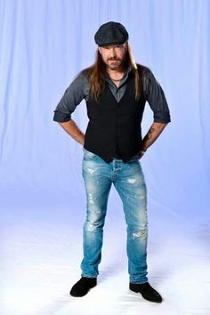Joacim Cans m/ Hard Rock, Musicians, Bomber Jacket, Sporty, Canning, Metal, Jackets, Style, Fashion