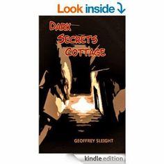 Flurries of Words: 99 CENT BOOK FIND: Dark Secrets Cottage by Geoffre...