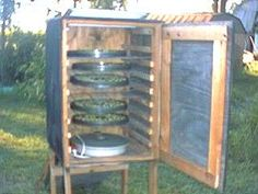 DIY food dehydrator ala alton brown