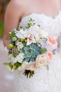 Spring Wedding Flowers//coronado_rustic_pink_lavender_wedding