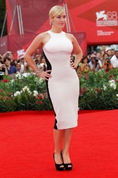 Kate Winslet, de Stella McCartney. | Foto: Getty