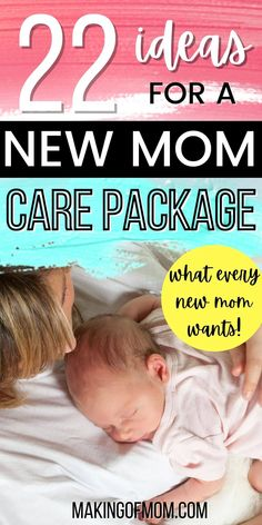 New mom care package ideas - how to diy a beautiful and thoughtful gift basket for the new mom in your life. It doesn't matter if she's a first time mom or an experienced mom, all moms deserves a bit of pampering and love after baby is born. Make a new mom's day! Support the new mom with practical, useful, and encouraging gifts she'll cherish. Pregnancy Ultrasound, Pregnancy Care, First Pregnancy, Postpartum Recovery, Postpartum Care, Mommy Gift Basket, After Baby, First Time Moms, Newborns