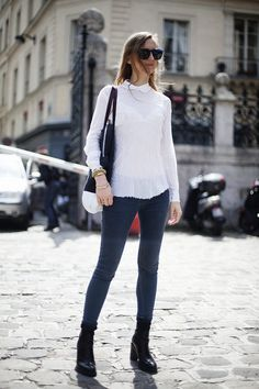 Couture week #streetstyle