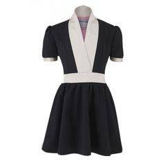 Vestido Francesca Marino/Beige. Ideal.