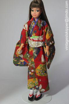 JAPANESE SKIPPER, #S950, 1964-1966, SKIPPER IN JAPAN