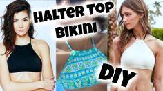 DIY Halter Top Bikini