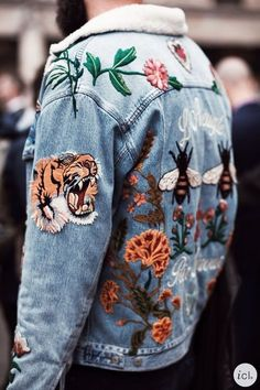 Gucci Denim - I WANT