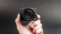 The E1 Camera Is Like A GoPro With Interchangeable Lenses