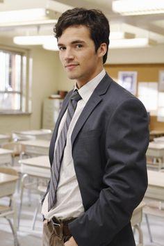Ian Harding as Ezra Fitz