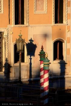 The Light in Venice is sublime!