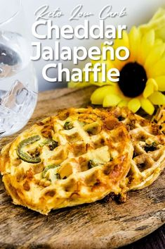 This keto low carb Cheddar Jalapeno Chaffle is the perfect bread substitute for anything! I miss specialty bread, especially my […] Mini Waffle Recipe, Waffle Maker Recipes, Low Carb Keto, Low Carb Recipes, Healthy Recipes, Healthy Foods, Dash Recipe, Comida Keto, Bread Alternatives