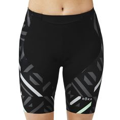WOMEN'S CYCLING PRO SHORT On training rides when a bib short isn't called for, the Pro Short offers an alternative without sacrificing performance or features. The ergonomic, decoupled chamois elimina