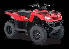 New 2017 Suzuki KingQuad 400FSi ATVs For Sale in Ohio. 2017 Suzuki KingQuad 400FSi, In 1983, Suzuki introduced the world's first 4-wheel ATV. Today, Suzuki ATVs are everywhere. From the most remote areas to the most everyday tasks, you'll find the KingQuad powering a rider onward. Across the board, our KingQuad lineup is a dominating group of ATVs. The 2017 Suzuki KingQuad 400FSi features a five-speed manual-shift transmission and semi-automatic clutch for those who favor a bit sportier…
