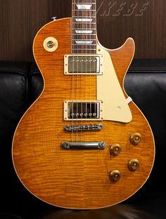 Gibson Custom Shop HISTORIC SELECT 1958 Les Paul Reissue Bella Donna Burst 【S/N HS8 50128】