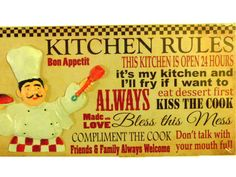 Find This Pin And More On Fat Chefs Kitchen Decor